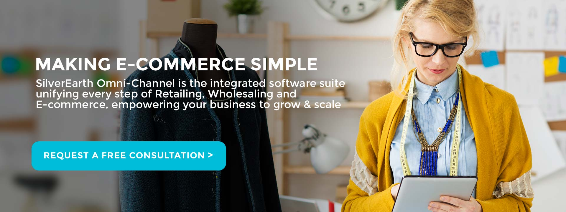 Omni Channel Commerce makes ecommerce simple