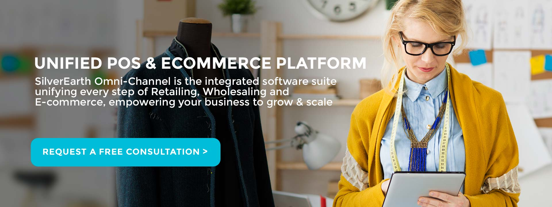 Omni Channel Commerce is THE Unified POS & Ecommerce Platform