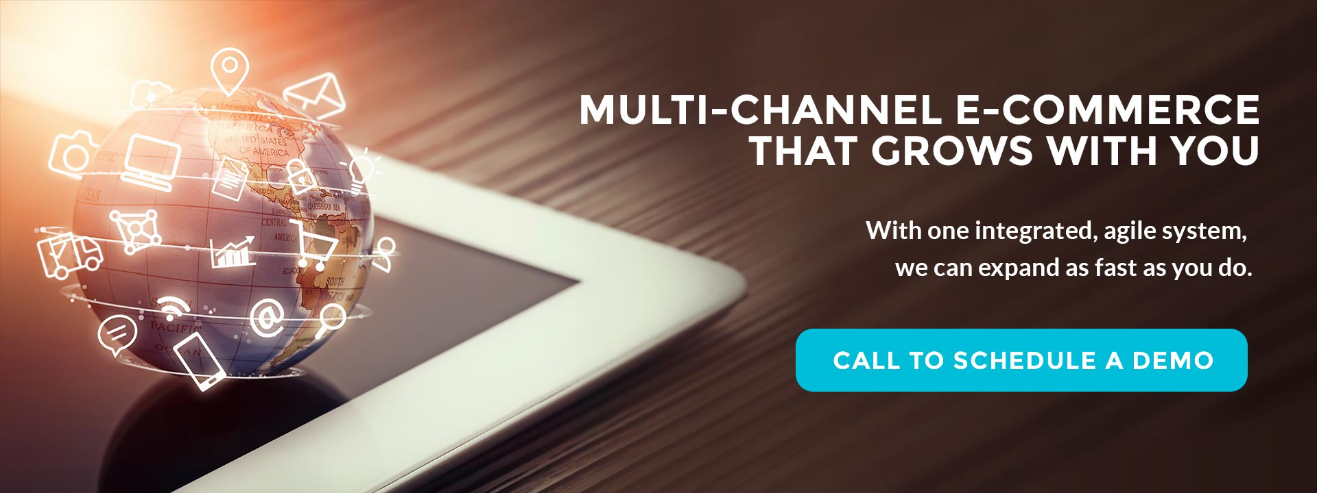 Multi-Channel Ecommerce which grows with you