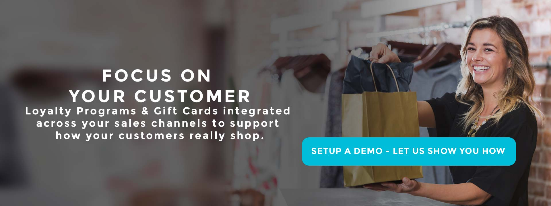 Omni Channel Commerce lets you Focus on Your Customer