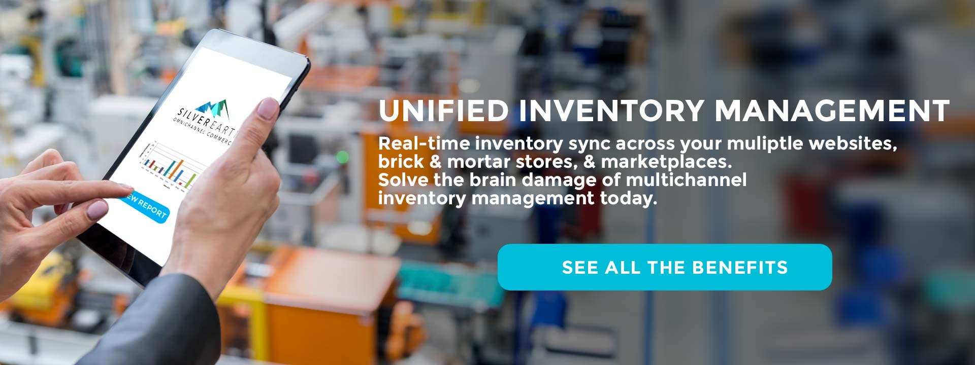 Unified Inventory Management with Omni Channel Commerce from Silver Earth