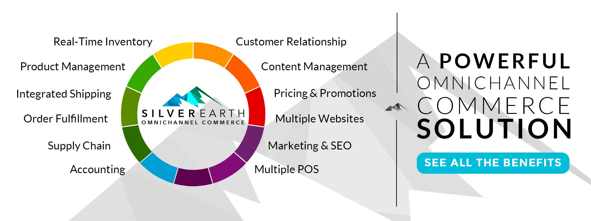 Silver Earth Pmni Channel Commerce - THE most powerful enterprise solution